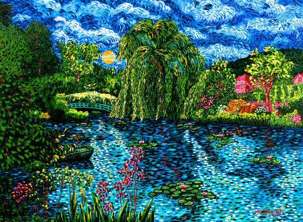 Peace at Giverny